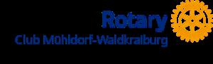 Logo Rotary Club Waldkraiburg Mühldorf